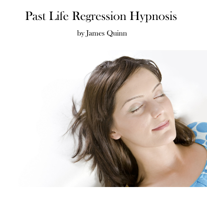 past life regression cd by hypnotherapist James Quinn